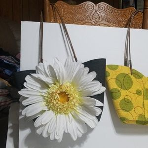 Handbags - Ultra cute sunflower purse